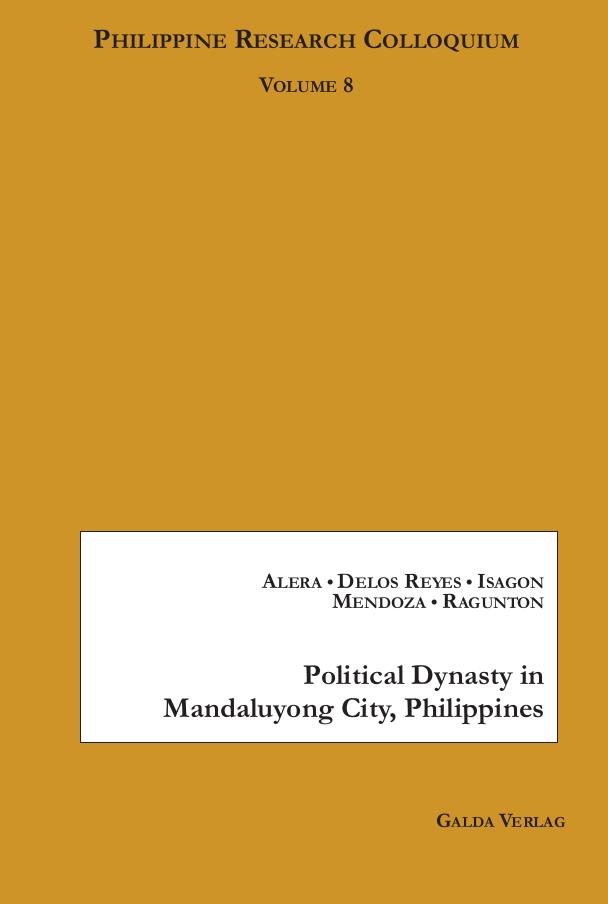 Political Dynasty in Mandaluyong City, Philippines (PDF)