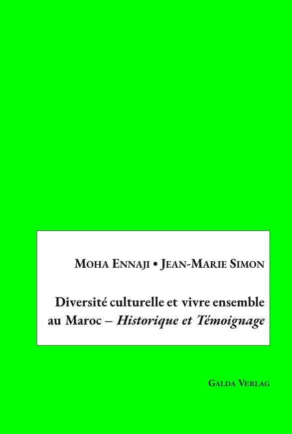 Diversité culturelle et vivre ensemble au Maroc – Historique et Témoignage (PDF)