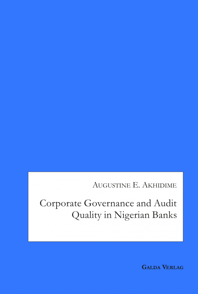 Corporate Governance and Audit Quality in Nigerian Banks (PDF)