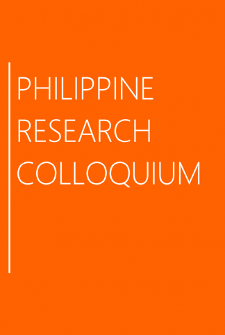 Philippine Research Colloquium