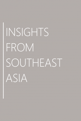 Insights from Southeast Asia